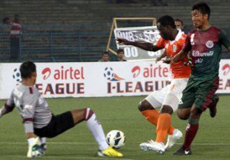 I-League: Mohun Bagan AC v Sporting Clube de Goa