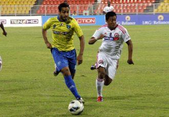 I-League: Mumbai FC v Shillong Lajong FC