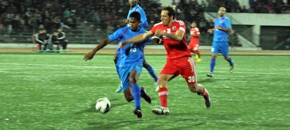 I-League: Shillong Lajong FC v Churchill Brothers SC