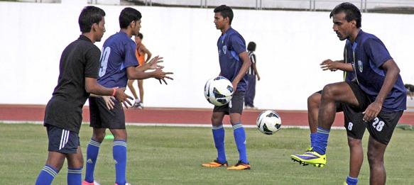 Mumbai FC seek first home win against Rangdajied Utd » The