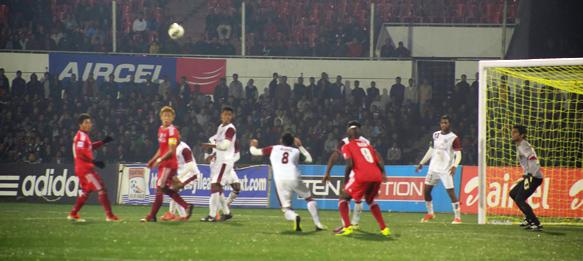 I-League: Shillong Lajong FC v Mohun Bagan AC