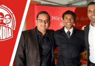 #F95India - Arunava Chaudhuri, Godwin Franco and Chris Punnakkattu Daniel