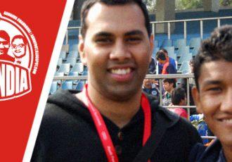 #F95India - Chris Punnakkattu Daniel and Nirmal Chettri