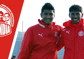 #F95India - Nirmal Chettri & Godwin Franco