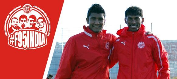 #F95India - Nirmal Chettri & Godwin Franco