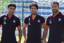 Indian national team goalkeepers