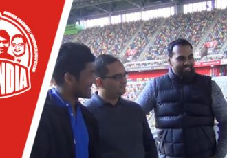 VIDEO: Nirmal Chettri & Godwin Franco interview Arunava Chaudhuri & Chris Punnakkattu Daniel