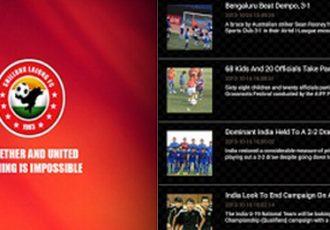 Shillong Lajong FC launches mobile app