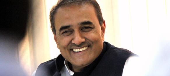 Praful Patel (President, All India Football Federation)