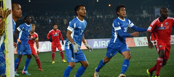 I-League: Shillong Lajong FC v Rangdajied United FC