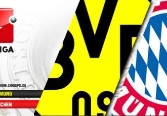 Bundesliga: Borussia Dortmund v FC Bayern München