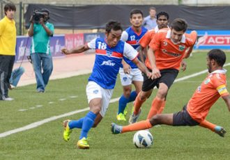 I-League: Bengaluru FC v Sporting Clube de Goa