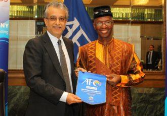 AFC and UNAIDS sign Memorandum of Understanding