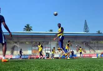 Bengaluru FC training session
