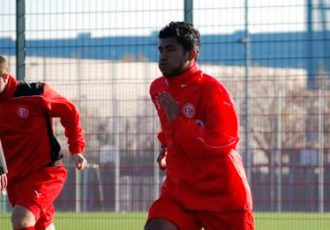 Nirmal Chettri at Fortuna Düsseldorf
