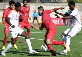 I-League: Churchill Brothers SC v Sporting Clube de Goa