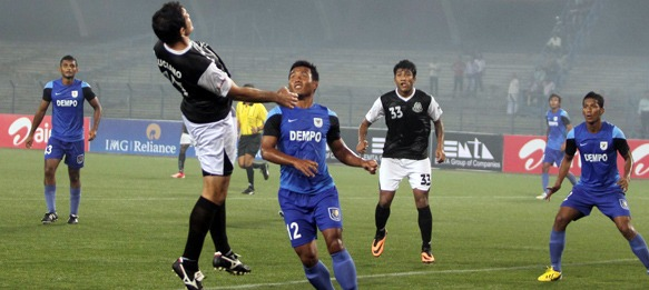 I-League: Mohammedan Sporting Club v Dempo SC