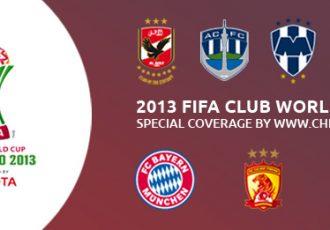 FIFA Club World Cup Morocco 2013
