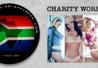 "Playmates support ""My Chain for Happiness"" charity"