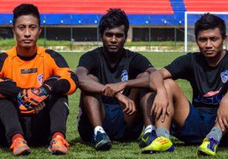 Soram Poirei, Randhan Meitei and Shankar S