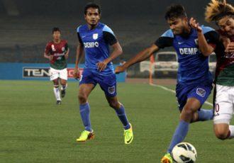 I-League: Mohun Bagan AC v Dempo SC