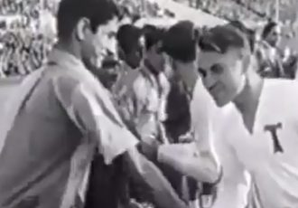 VIDEO: FC Torpedo Moscow v East Bengal Club (1953)