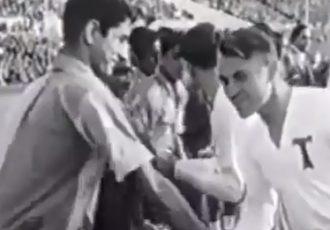 VIDEO: FC Torpedo Moscow v East Bengal Club (1953)