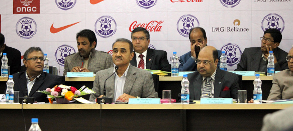 AIFF Annual General Body Meeting