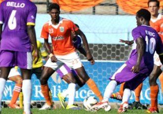 I-League: Sporting Clube de Goa v United SC