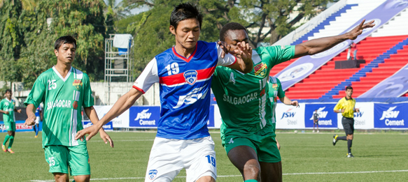 I-League: Bengaluru FC v Salgaocar FC