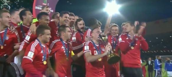 FIFA Club World Cup Morocco 2013 - FC Bayern München
