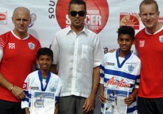 QPR Academy Camp 2013 in Mumbai