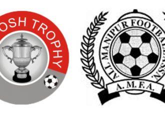 Santosh Trophy - All Manipur Football Association