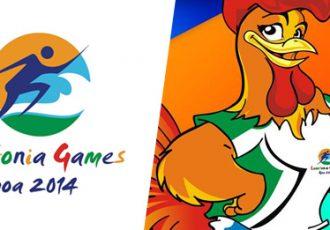 Lusofonia Games Goa 2014