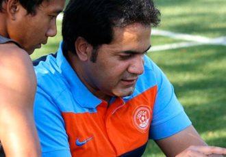 Sajid Dar (Head Coach, AIFF's Navi Mumbai Regional Academy)
