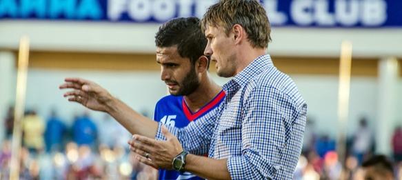 Bengaluru FC coach Ashley Westwood