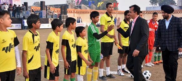 EDU Football League Opening Ceremony
