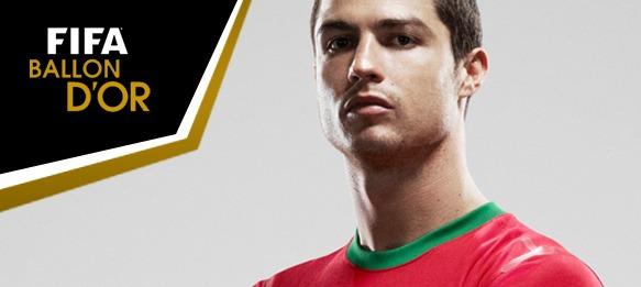 FIFA Ballon d'Or - Cristiano Ronaldo