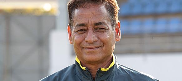 Ranjan Chowdhury (Director, Pune FC Academy)