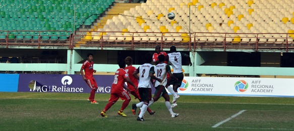 Federation Cup: Shillong Lajong FC v Mohun Bagan AC