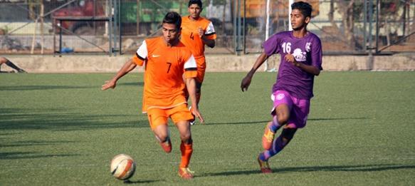 U-19 I-League: AIFF Regional Academy v PIFA Colaba FC
