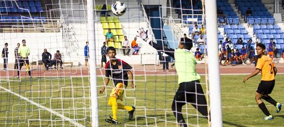 Manchester United Premier Cup 2014: Pune FC v MPDFA