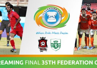 35th Federation Cup 2014 Final: Churchill Brothers v Sporting Clube