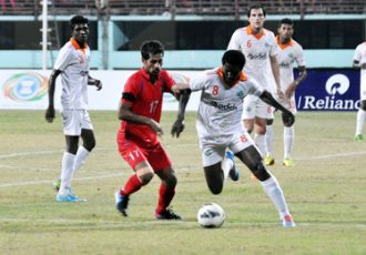 Federation Cup: Churchill Brothers SC v Sporting Clube de Goa