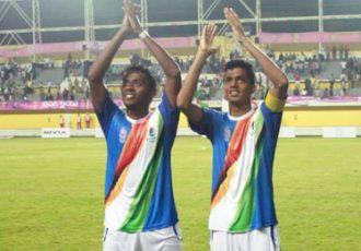 Goa-India team members