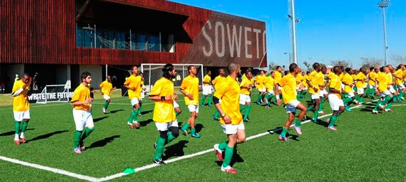 Nike announces partnership with South African FA