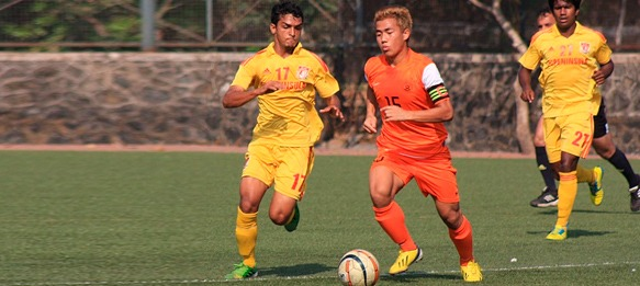 U-19 I-League: AIFF Regional Academy, Navi Mumbai v Pune FC
