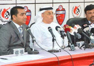 SEPT and Al Ahli sign partnership agreement