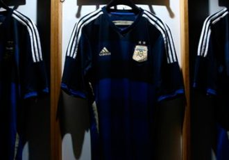 Argentinia away jersey