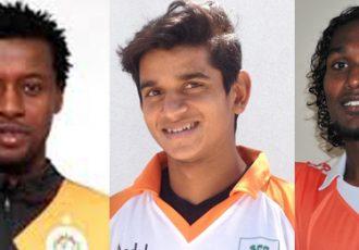 Martins Ekwueme, Roystan D'Souza and Chinta Chandrashekar